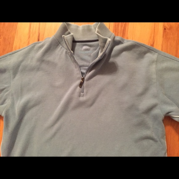 Tommy Bahama Other - Tommy Bahama Sailfish 1/4 Zip Pullover Size Large